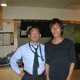 松田さん&僕